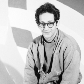 Portrait of Frank Stella, New York City, November 1967