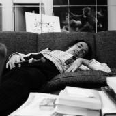 Portrait of Salvador Dali, New York City, May 1965