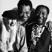 Hard Again: Portrait of Johnny Winter, James Cotten, and Muddy Waters, New York City, October 1979