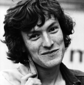 Portrait of Steve Winwood, London, August 1969