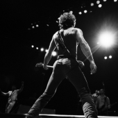 Bruce Springsteen and the E Street Band, Baton Rouge, Louisiana, 1984