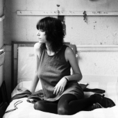 Portrait of Patti Smith, Hotel Chelsea, 1972