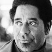 Portrait of Dizzy Gillespie, Newport, Rhode Island, July 1971