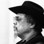 Portrait of Charles Mingus, New York City, 1978