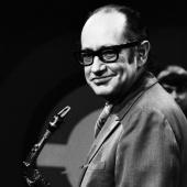 Portrait of Paul Desmond, New York City, January 1972