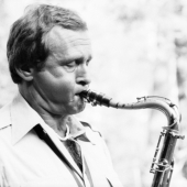 Portrait of Stan Getz, Westchester, 1979