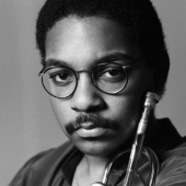 Portrait of Wynton Marsalis, New York City, 1982