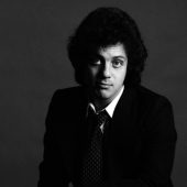 Portrait of Billy Joel, New York City, 1978