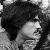 Portrait of James Taylor, New York City, 1970