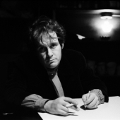 Portrait of Tim Hardin, New York City, 1969