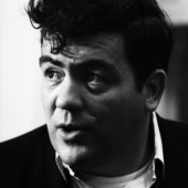 Jimmy Breslin, New York City, 1966
