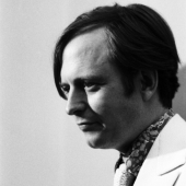 Portrait of Tom Wolfe, New York City, November 1967