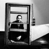 Portrait of Robert Rauschenberg, New York City, May 1965