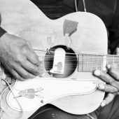 Blues Portrait: The Hand of Big Joe Williams, New York City 1966