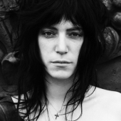 Portrait of Patti Smith, Hotel Chelsea, May 1971