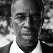 Portrait of Skip James, Newport, Rhode Island, July 1964