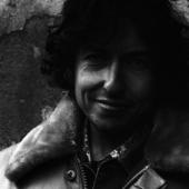 Portrait of Bob Dylan, New York City, December 1971