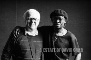 Miles Davis and D Gahr, T6037-2A