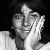 Portrait of Judy Collins, New York City, 1965