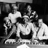 Jazz Session: Ron Carter, Grady Tate, Jimmy Smith, George Benson, and Stanley Turrentine, New York City, 1982