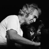 Portrait of Dave Brubeck, Puerto Rico, 1972