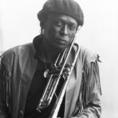 Portrait of Miles Davis, New York City, 1984