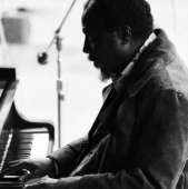 Portrait of Thelonious Monk, New York City, July 1972
