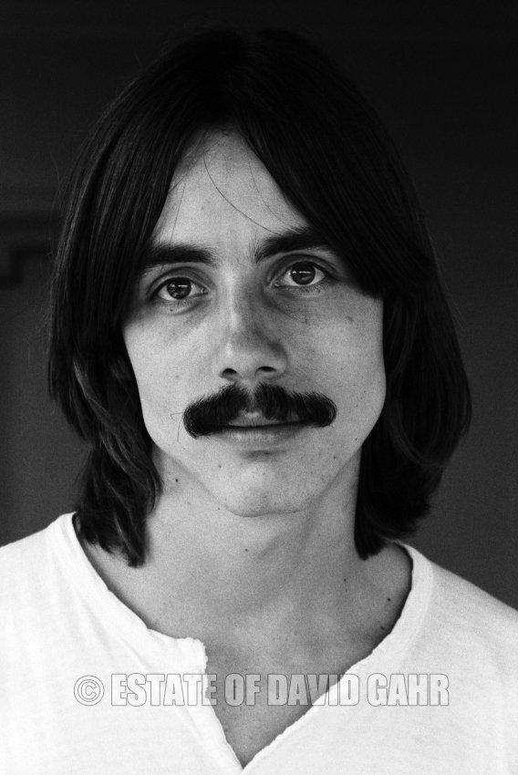 Portrait of Jackson Browne, New York City, 1970