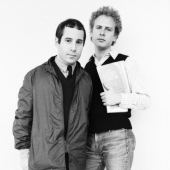 Portrait of Paul Simon and Art Garfunkel, New York City, 1968