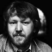 Portrait of Harry Nilsson, New York City, 1974