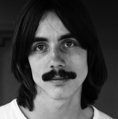 Portrait of Jackson Browne, New York City, 1970