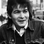 Portrait of John Prine, New York City, 1972
