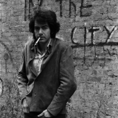 Portrait of Neil Diamond, New York City, 1970