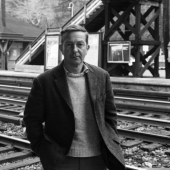 Portrait of John Cheever, Ossining, New York, March 1964